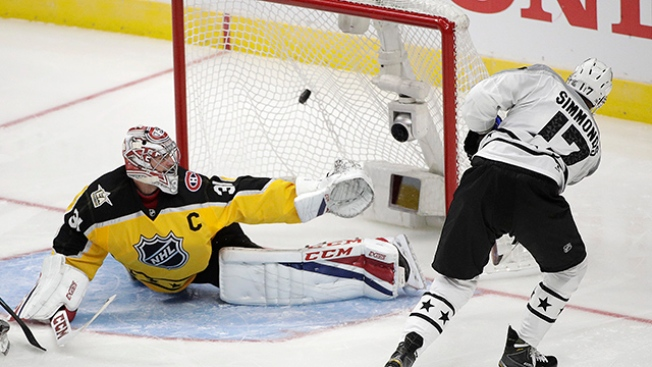 NHL All-Star Game: Flyers Wayne Simmonds Wins MVP, Opens Eyes in Return to L.A.