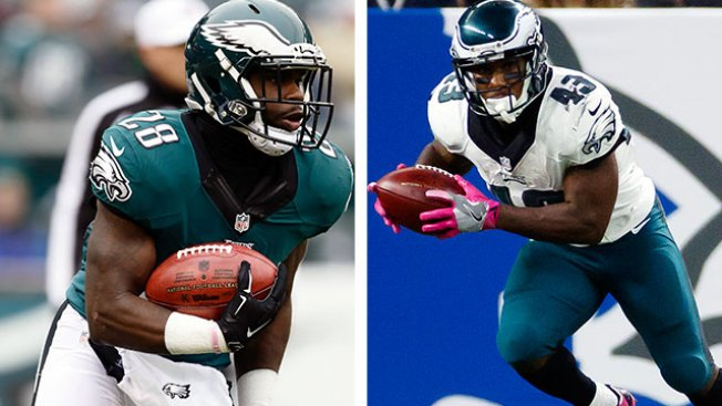 With Ketchup, Wendell Smallwood, Darren Sproles Share Special Bond