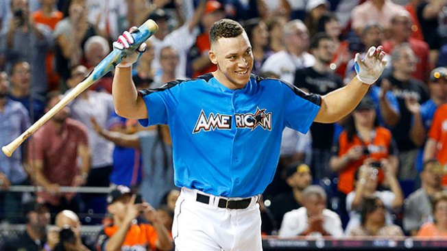 Aaron Judge hits yet another massive homer