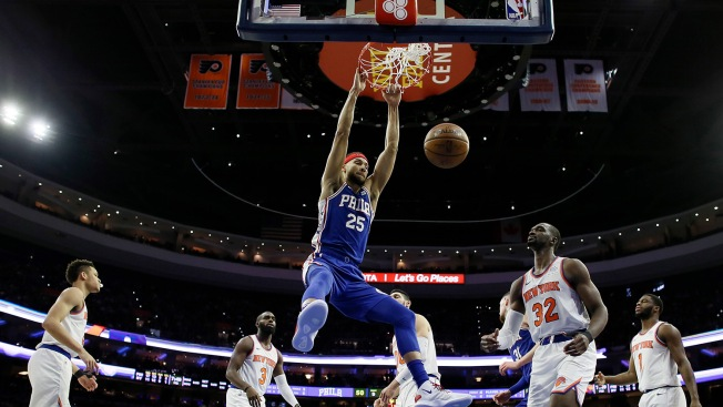 Making a 3? No Big Deal for Ben Simmons - But It Could Be Huge for Sixers