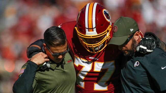b21fe36da3a Eagles' Road to NFC East Title Gets Easier With Redskins Injuries ...