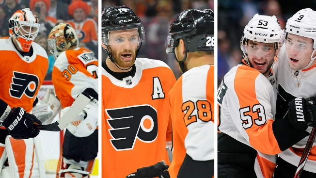 A Look at Just How Much the Flyers Dropped in October