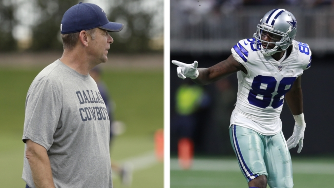 Cowboys Part Ways With OC and Dez Bryant Has a Laugh