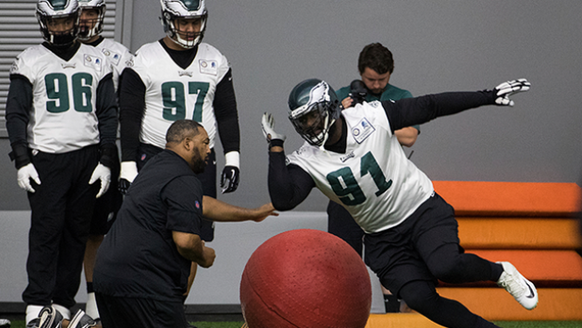 Fletcher Cox Wants to Be Defensive Player of Year - Can He?