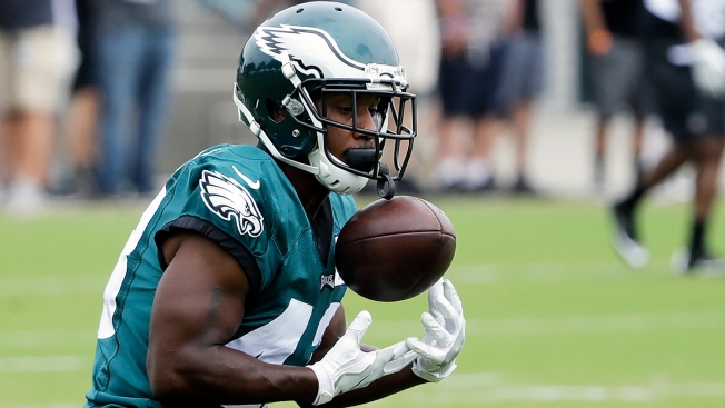 Despite Being Held Back, Darren Sproles Flashes Vintage Self