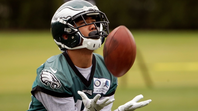 Eagles Give Up on 2017 4th-round Pick Donnel Pumphrey