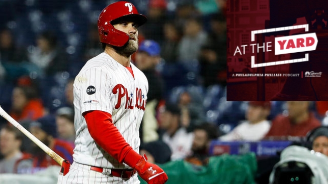 At The Yard: The Worst Sign From Bryce Harper's Extended Slump