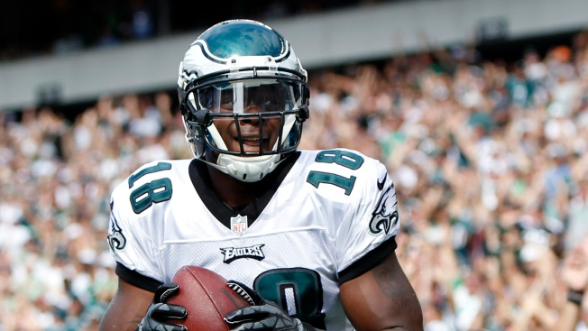 A Look Back at Jeremy Maclin's Short But Impressive Career With Eagles
