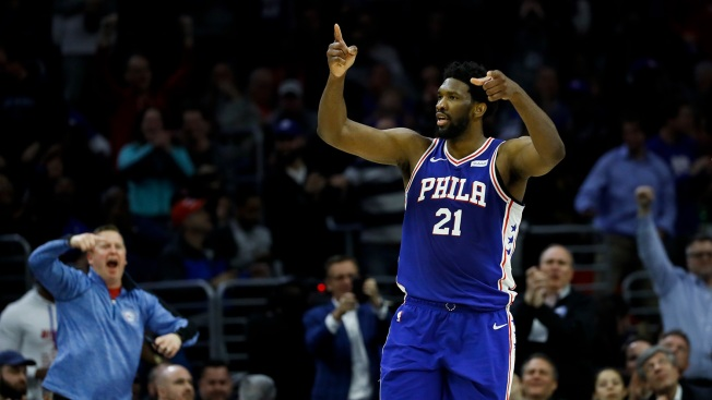 Joel Embiid Wants to Be 'the Best to Ever Do It,' and He Knows What It Will Take to Be Part of the Conversation