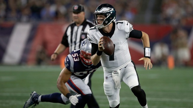 Nate Sudfeld Has an Opportunity With the Eagles, and He's Showing What He Can Do