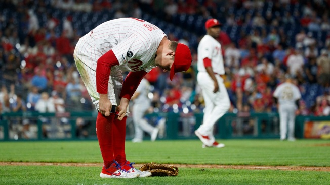 Can't Catch, Can't Move Runners, Can't Throw Enough Strikes - Just Another Bad Loss for Phillies