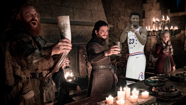 A Guide to Enjoying the Sixers Game 7 Without Worrying About Game of Thrones Spoilers