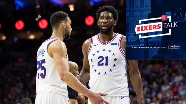 f622c04e51f Sixers Talk Podcast  No More Excuses for Joel Embiid and Ben Simmons ...