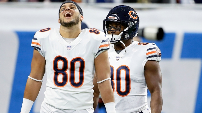 Trey Burton Couldn't Bring Himself to Throw in Philly Special-like Play