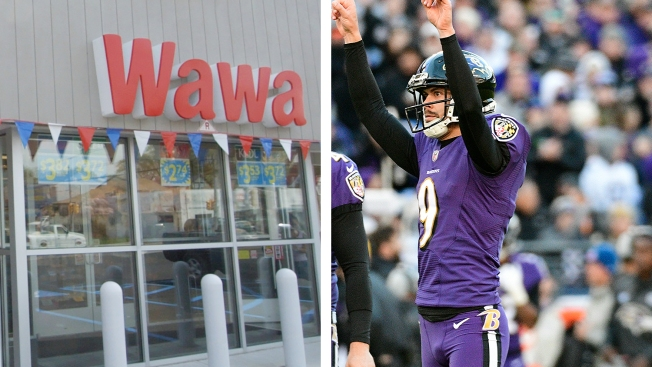 Wawa Is Cheating on Philly With the Baltimore Ravens