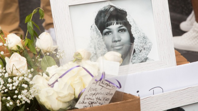 Aretha Franklin's Funeral Set for Aug. 31 in Detroit
