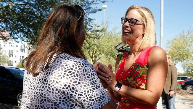 Democrat Kyrsten Sinema Wins Arizona Senate Race After Nail-Biter Against Martha McSally