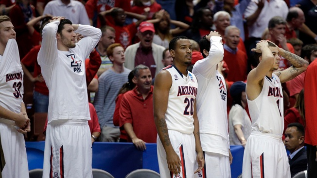 Arizona Stunned 64-63 in OT by Wisconsin