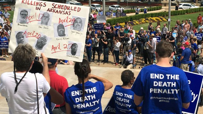 Arkansas' Multiple Execution Plan in Limbo After Rulings