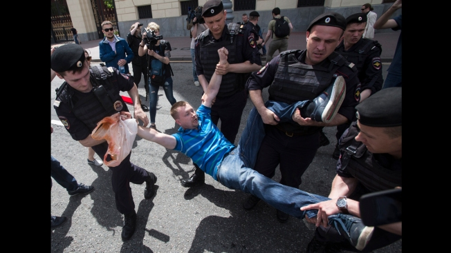 European Court Finds Russian Ban on 'Gay Propaganda' Violates Free Speech