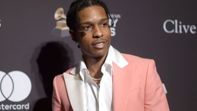 A$AP Rocky Testifies at Trial, Says He Tried to Avoid Fight