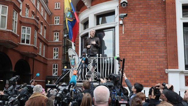 Judge Rules Against Julian Assange, UK Warrant Still Stands