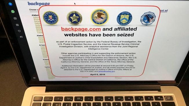 Online Sex Ads Rebound, Months After Shutdown of Backpage