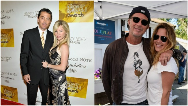 Scott Baio Claims Assault by Wife of Red Hot Chili Peppers Drummer Over Trump Support