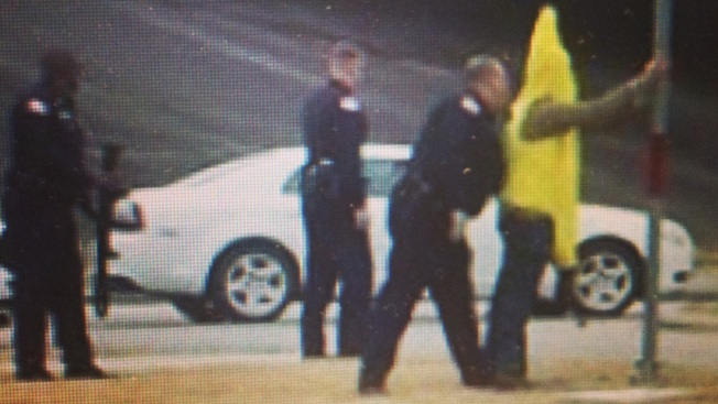 Man in Banana Costume With Rifle Cited by Police