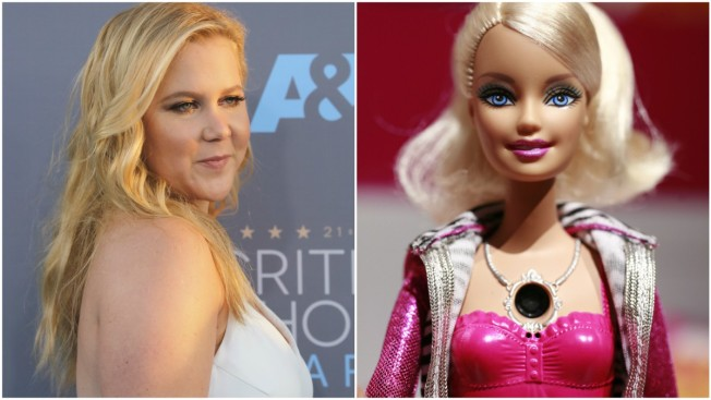 Amy Schumer in Talks to Star in 'Barbie' Movie
