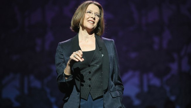 Annette Bening Says Still Long Way to go to Gender Movie Equality