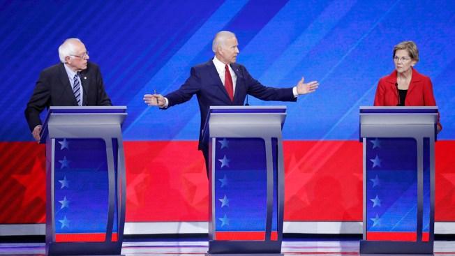 Joe Biden, Bernie Sanders Headline Summit of Democratic Presidential Candidates Coming to Philadelphia