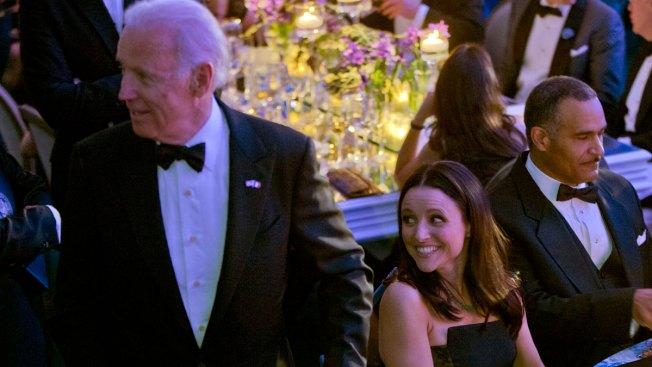 Joe Biden Sends Support to 'Veep' Star Battling Breast Cancer