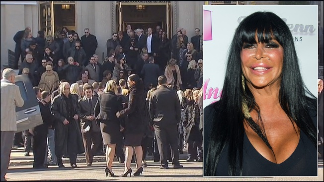 Hundreds Attend Funeral for 'Mob Wives' Star Big Ang