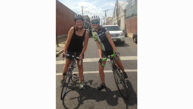 Biking the Road to Recovery