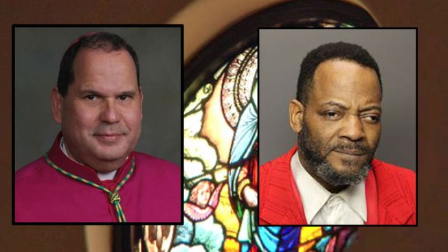 Auxiliary Bishop Punched in Face During NJ Mass: Deputies