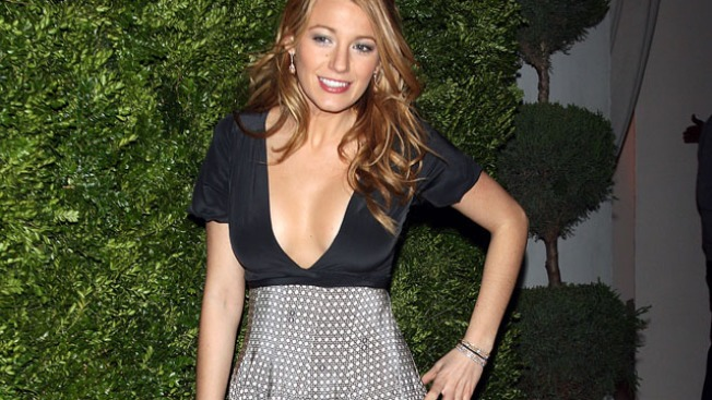 Blake Lively's 'Oakland Booty' Post Riles Social Media