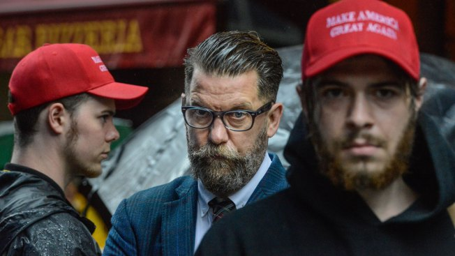 Proud Boys Group Called Extremist in Newly Released FBI Files
