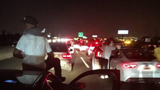 15 Suffer Minor Injuries in 10-Car Crash on NJ Turnpike