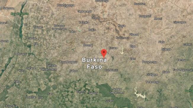 Gunmen Attack Catholic Church in Burkina Faso; 6 Killed