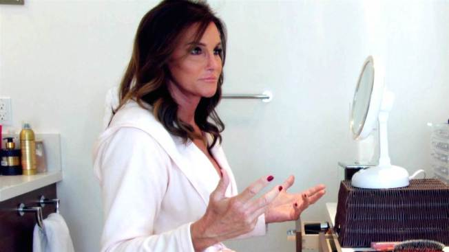 Caitlyn Jenner Celebrates Father's Day With Her Kids