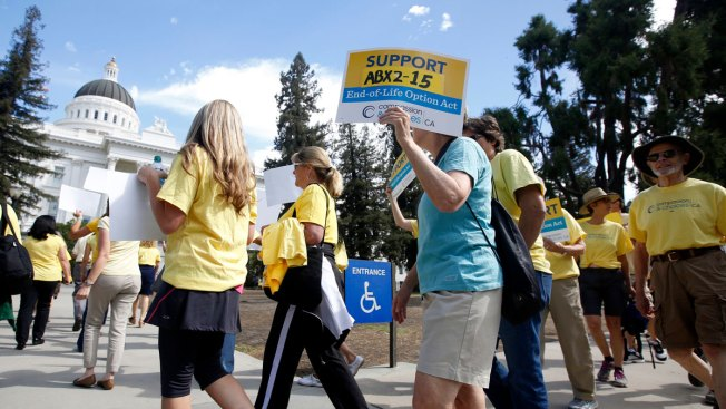 Nearly 400 People Used California Assisted Death Law in 2017