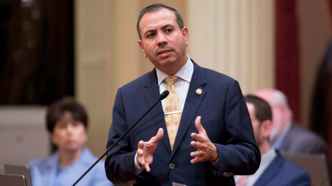 Calif. Senator Resigns Over Sexual Misconduct Allegations