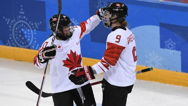 Canada Punches Its Ticket, Will Face US in Women's Hockey Final