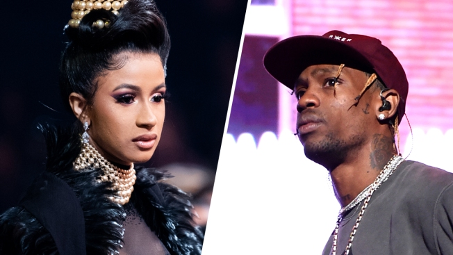 Cardi B, Travis Scott to Headline Jay-Z's Made in America Festival in Philly
