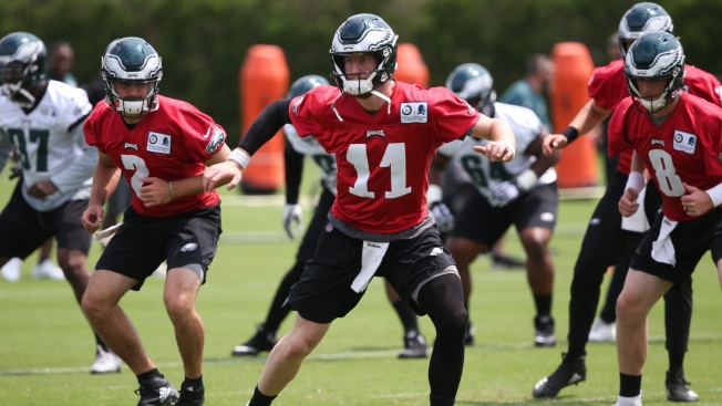 8733a85900a 10 Observations From Eagles OTAs: 2 Key Defensive Players Return ...
