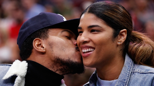 Chance the Rapper Is Engaged to Longtime Girlfriend Kirsten Corley