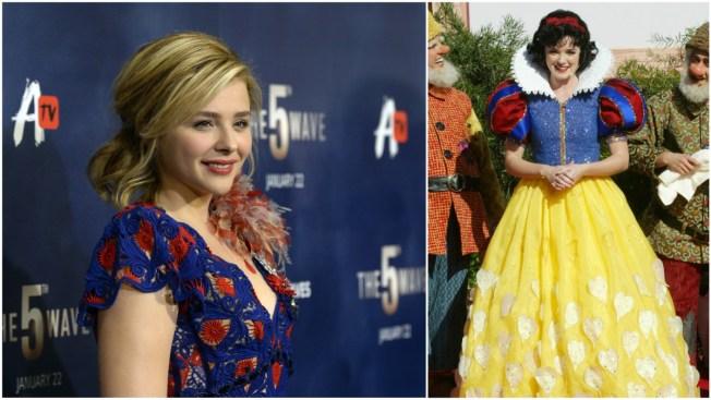 Chloe Grace Moretz Snow White Film Slammed for Body Shaming