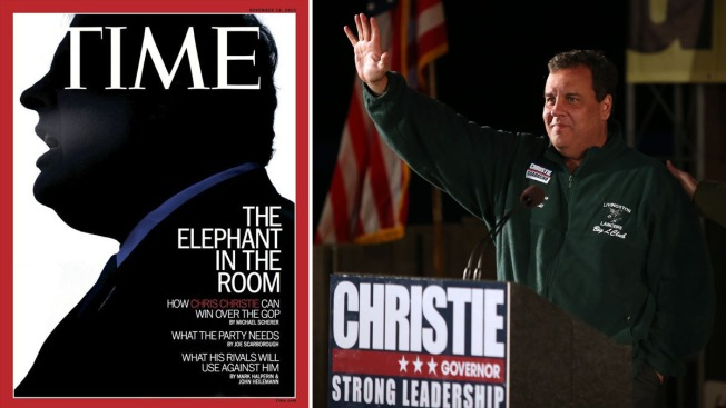 "Time Calls Chris Christie ""The Elephant in the Room"""