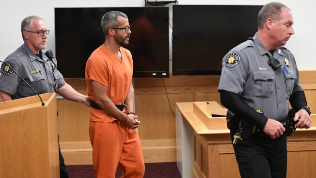 Christopher Watts Pleads Guilty to Killing Pregnant Wife, Kids